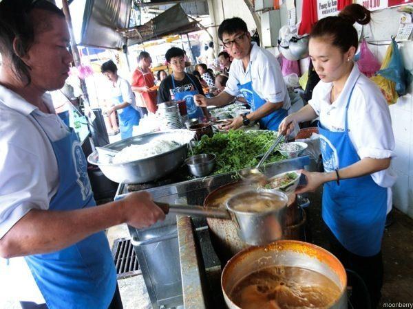 The Moonberry Blog Penang Assam Laksa Air Itam