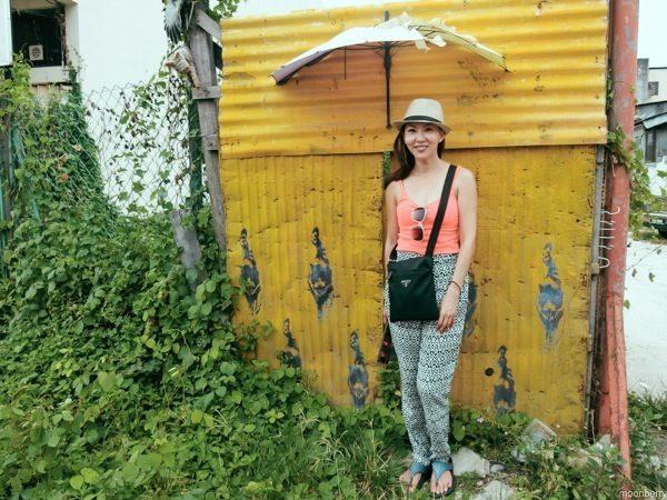 Georgetown Penang, The Moonberry Blog