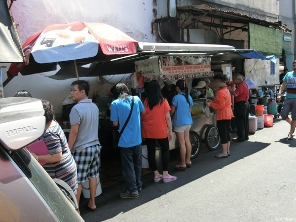 Famous Jalan Penang Chendol, The Moonberry Blog