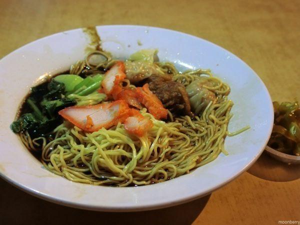 Best Penang Wantan Mee Lebuh Chulia, The Moonberry Blog