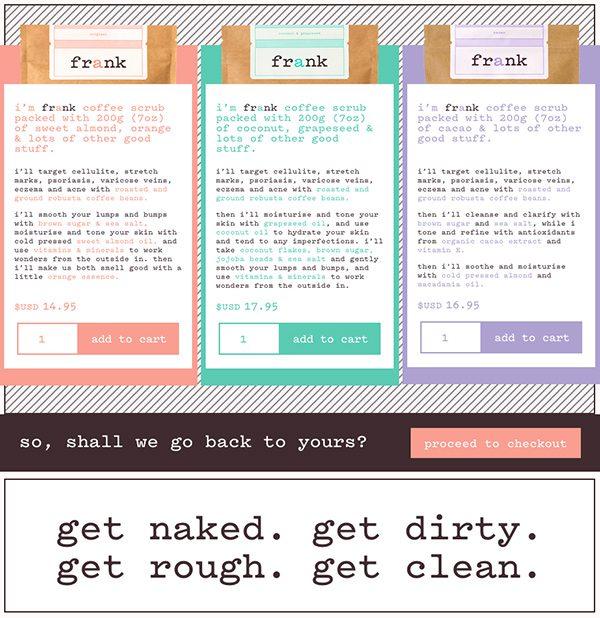 Frank Body Scrub - The Moonberry Blog