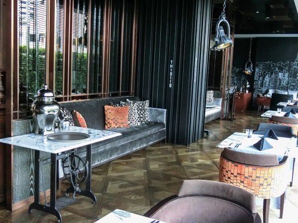 Scalini at Hilton Sukhumvit Bangkok