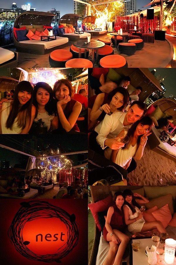 Nest Rooftop Bar Bangkok
