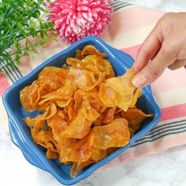 Honey Butter Chips Recipe