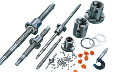 Screw and Nut about Linear Step Motors