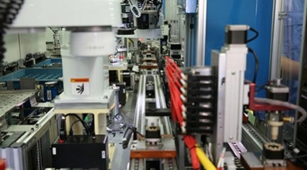 Stepper Motor Automatic Production Line