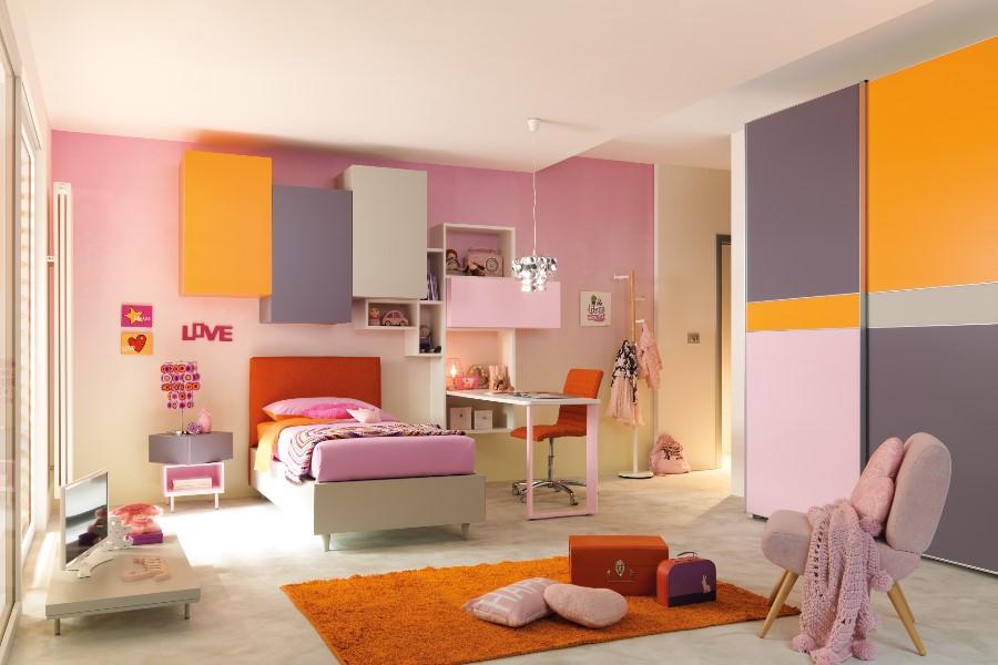 Le camerette per bambini possono essere di diversi stili che solitamente vengono scelti in base a quello di tutta l'abitazione. Il Colore Delle Pareti Della Cameretta Non Solo Un Fatto Di Estetica