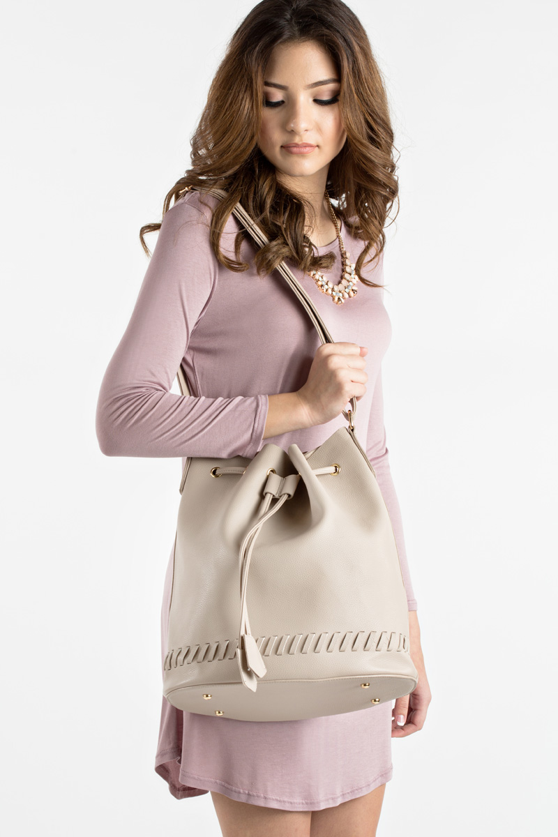 morning lavender cute longsleeve dress - 02