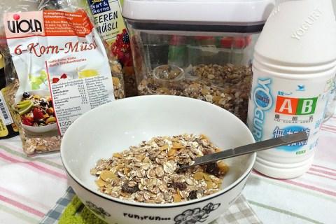 【迴紋針推薦 Viola】muesli 燕麥多榖片:吃了大半年的健康早餐