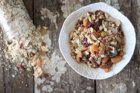 斯斯有兩種,麥片有四種:Cereal、Granola、Muesli、Porridge 差在哪?