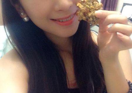 【麥片女孩 Banana 】用麥片做餅乾,漢妮綜合水果穀物麥片的果香味