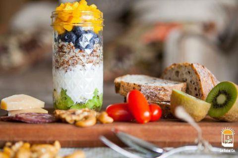 【藜麥食譜】藜麥水果優格~在家速成高營養美味甜點!