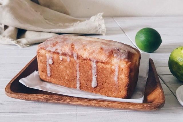 低醣生酮檸檬磅蛋糕