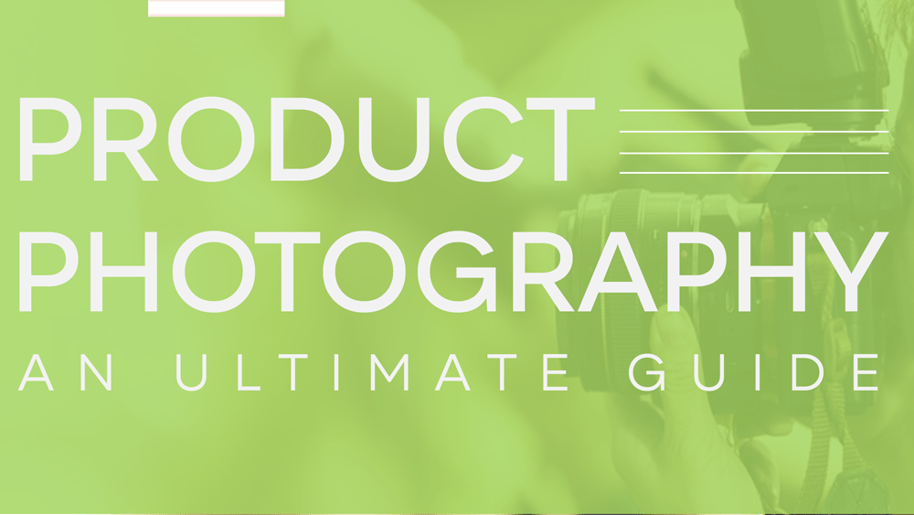 product photography ideas