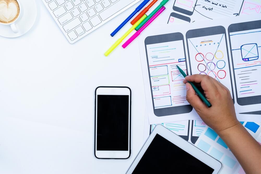 بناء استراتيجية تصميم التطبيق الأمثل