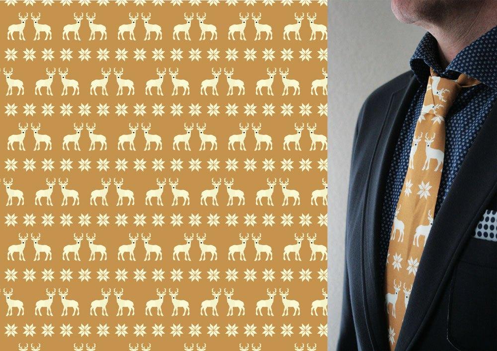 Unieke Patronen Designs Op Behang Stof Cadeaupapier