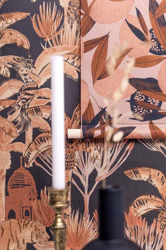 behang en textielposter - Westeggdesign