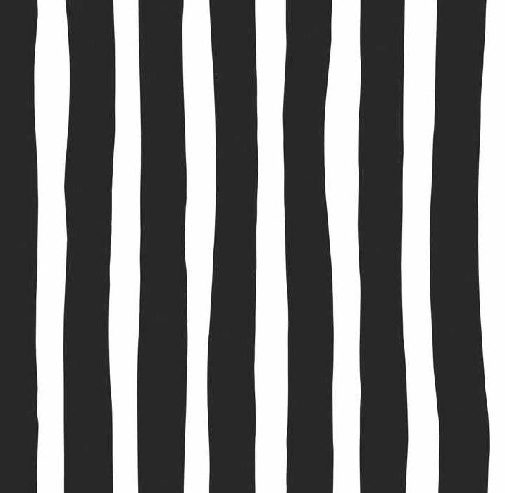 zwart-wit streep