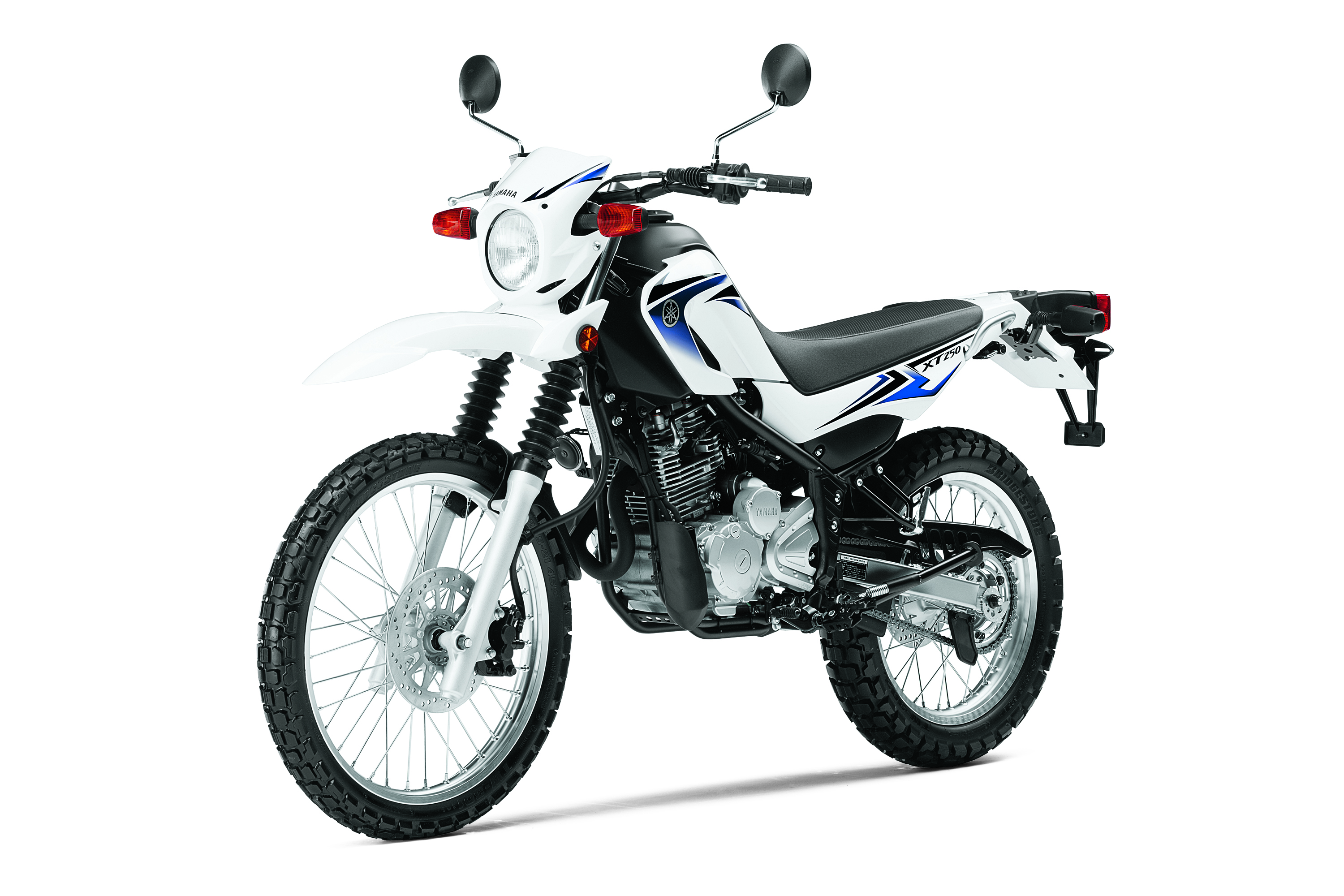 Yamaha Xt250 And Tw200 Dual Sports Announced