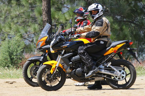 Kawasaki Versys Off-Road