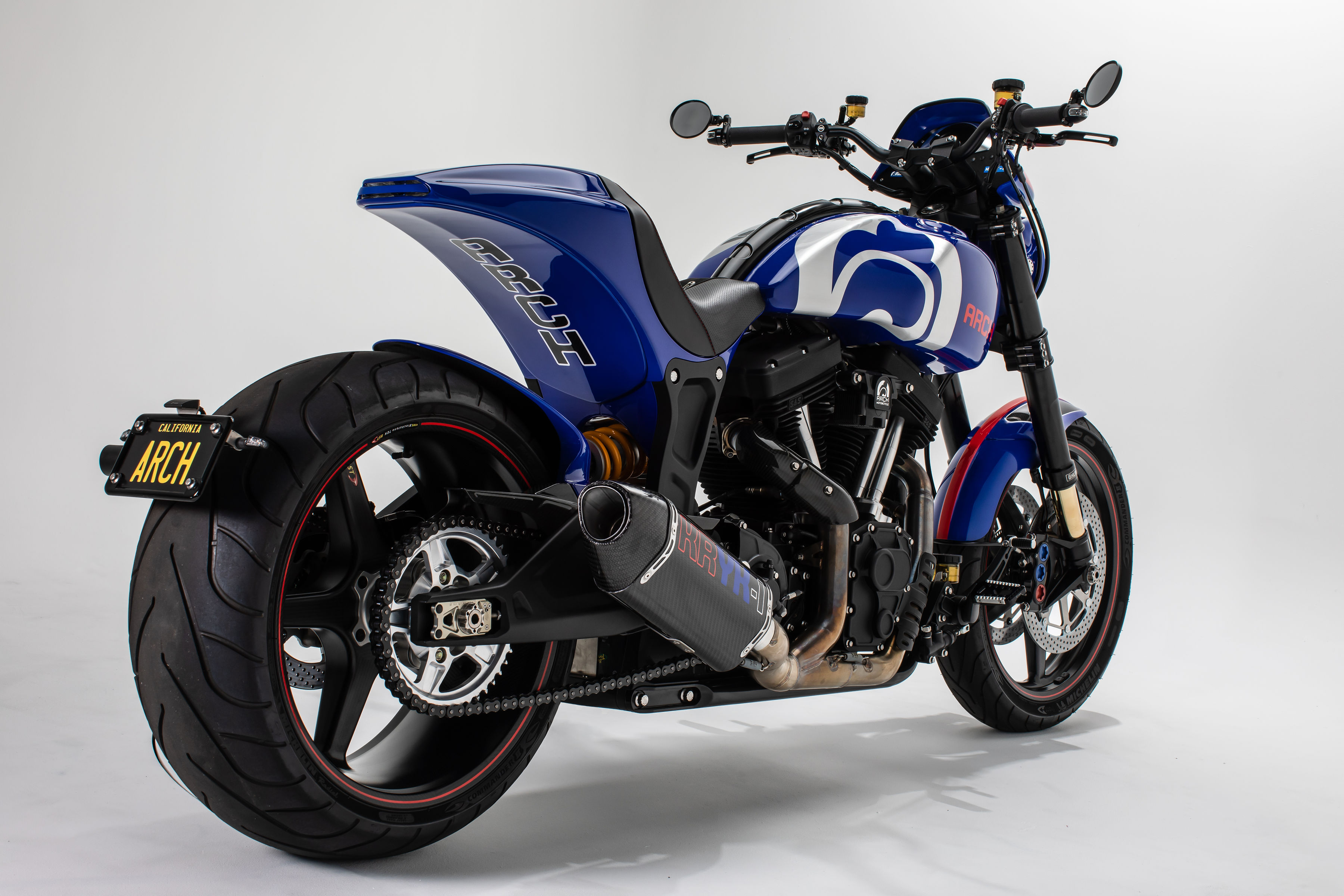 ARCH Motorcycle KRGT 1 Motorcyclecom News