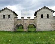 Das Römerkastell auf dem Kirchberg bei Pfünz – Castra Vetoniana