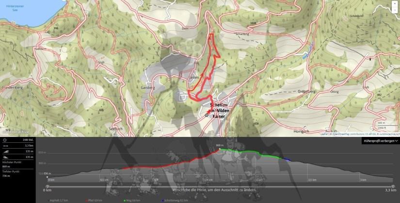Karte-Rehbachgraben
