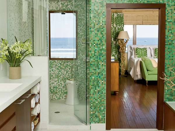 Top 10 Mosaic Ideas To Freshen Up Your Bathroom