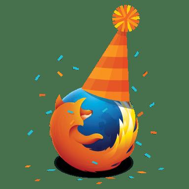 Firefox 9 Years
