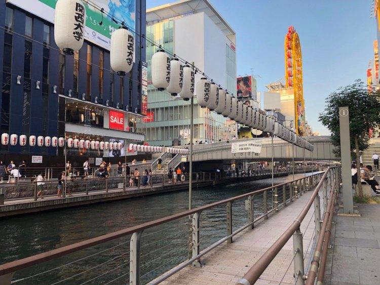 日本關西五日遊!行程規劃,Wifi、Sim 無線上網翔翼申請流程介紹!