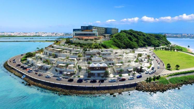 日本沖繩 4 天 3 夜旅遊規劃--瀨長島飯店、賞鯨、螃蟹吃到飽、海生館 2