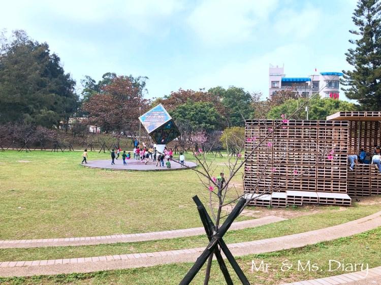新竹二日遊,行程規劃推薦,香山、超大壽司東門市場,櫻花開滿麗池公園 22