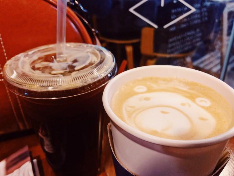 咖啡任務超好喝外送內用咖啡!