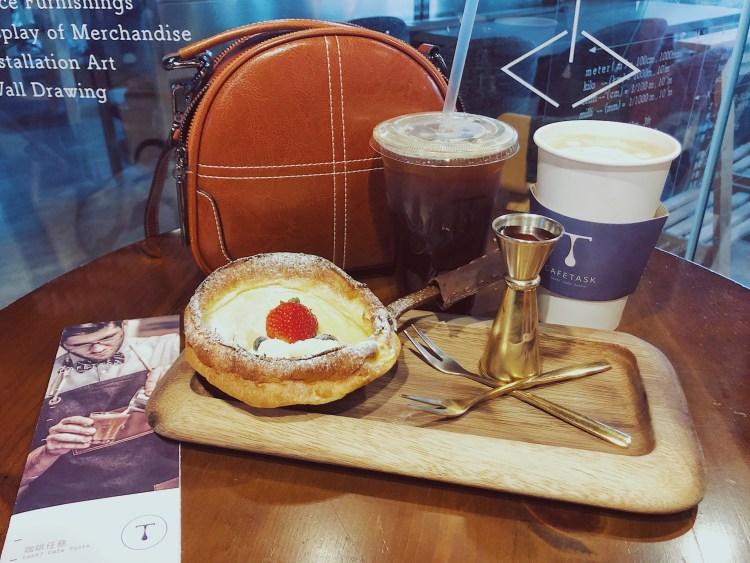 咖啡任務 CAFETASK!台中最高咖啡廳,平價內用外送咖啡店推薦! 1
