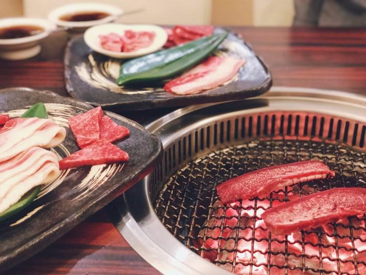 貴一郎健康燒肉,台南和牛燒肉推薦!平價和牛套餐,備長碳無煙烤肉 4