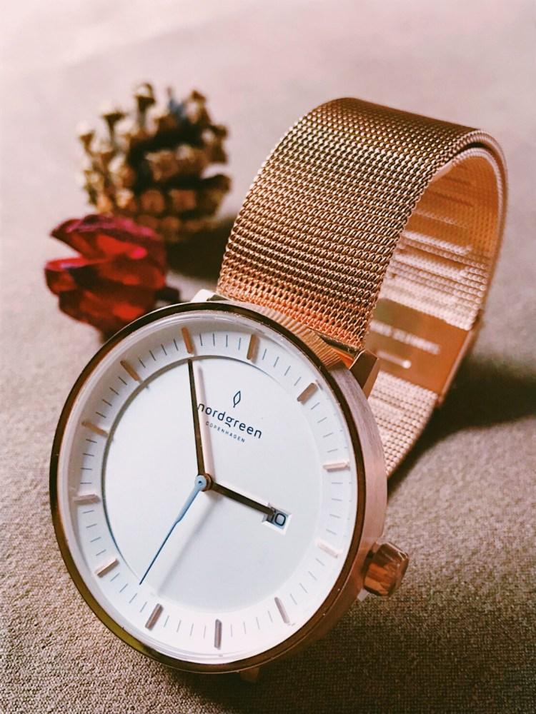 來自北歐的高質感手錶推薦!Nordgreen 取自生活每一刻,珍惜彼此間的溫度 1