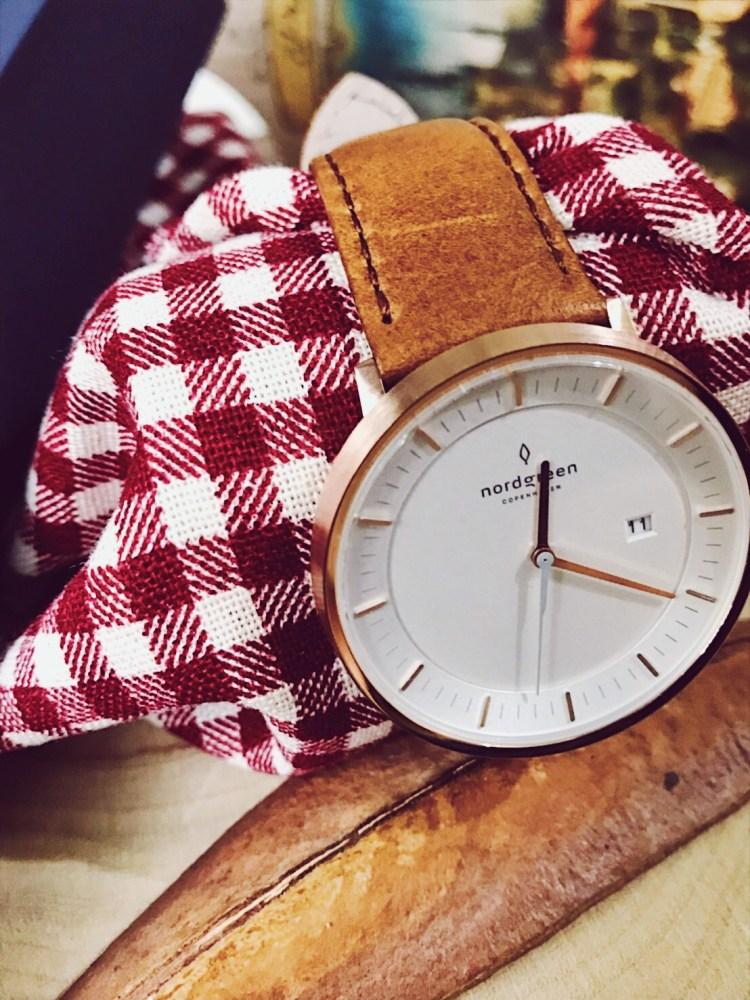 來自北歐的高質感手錶推薦!Nordgreen 取自生活每一刻,珍惜彼此間的溫度 3