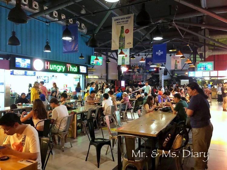 新加坡留學日記 Day 1 新加坡每日音樂演出 Timbre+ 美食廣場及不可不注意的交通規則 8