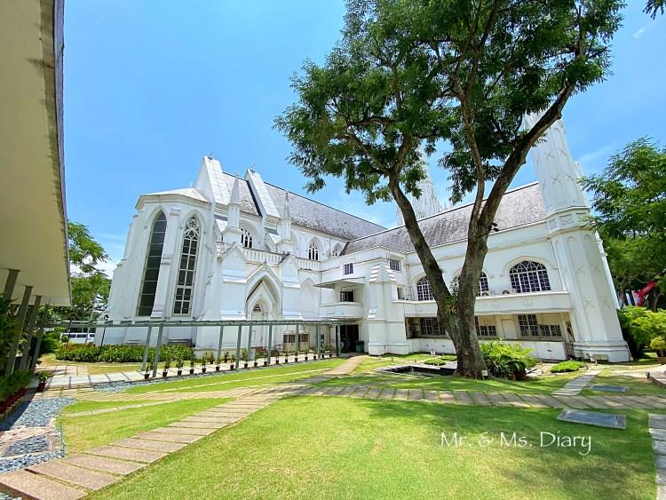 新加坡 City Hall 一日遊!國家美術館、聖安德烈座堂,日落到克拉碼頭看夜景 6