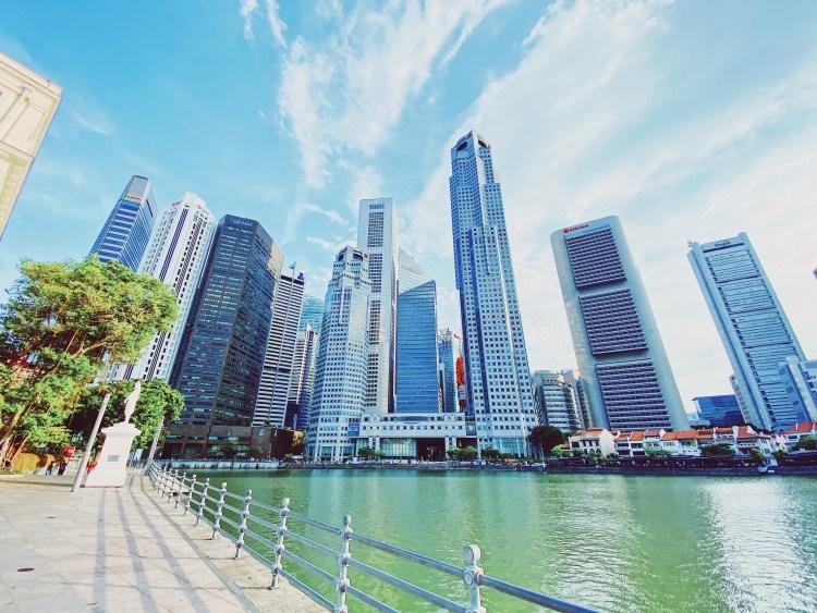 新加坡 City Hall 一日遊!國家美術館、聖安德烈座堂,日落到克拉碼頭看夜景 1