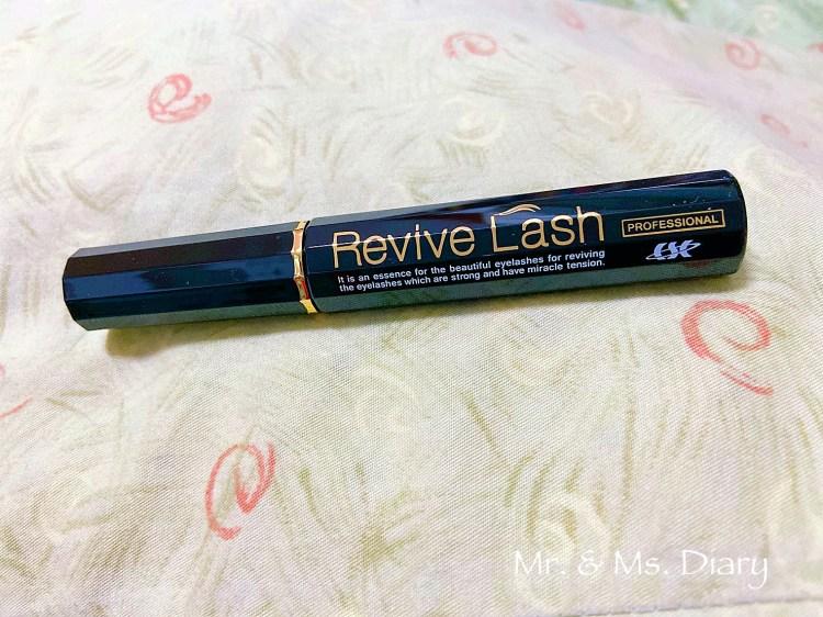 日本Revive Lash神奇娃娃睫毛長效滋養精華液,沒有刷睫毛也一樣可以濃密纖長 3