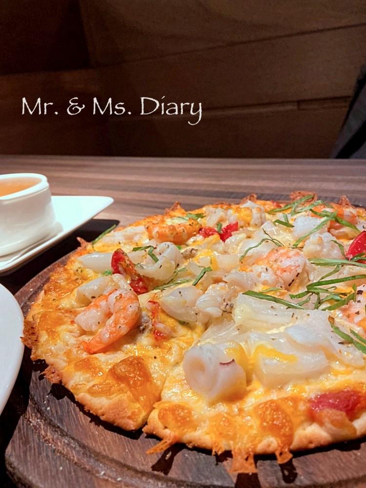 台南洋城義大利餐廳,新仁家樂福內好吃美食推薦 20