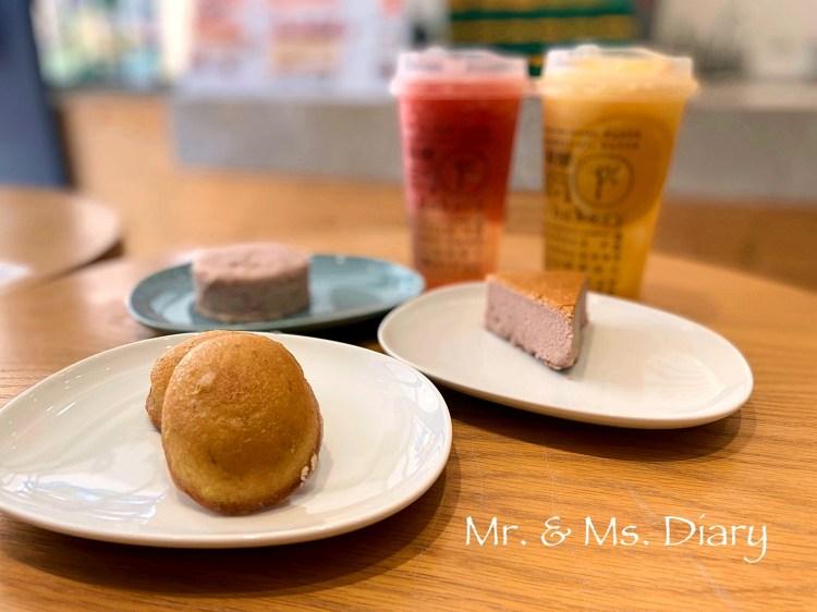 台中黎明1%bakery,近朝馬人氣伴手禮、蛋糕及飲品推薦,情人節限定優惠