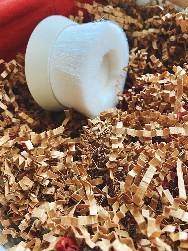 熊野筆 ROTUNDA 沐浴刷,日本職人手作洗澡刷推薦,超柔軟山羊毛+PBT混合纖維製,每次搓揉都像深層SPA按摩 2