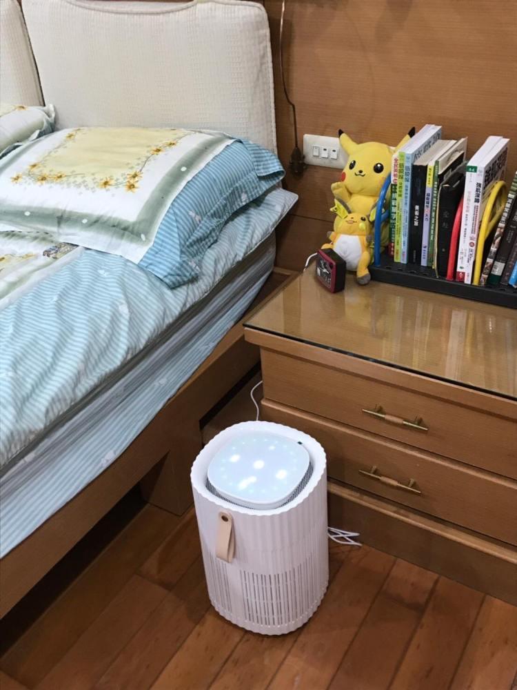 Roommi 空氣清淨機開箱!專為大坪數設計的質感漂亮家居品 2