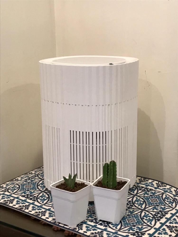 Roommi 空氣清淨機開箱!專為大坪數設計的質感漂亮家居品 14