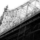Queesboro Bridge in NYC