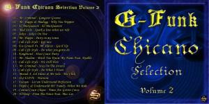 Cover - G-Funk Chicano vol 2