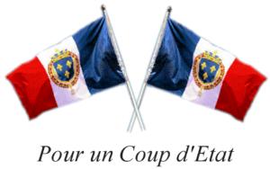 Drapeaux-royaux-titres-pour-un-coup-d-etat