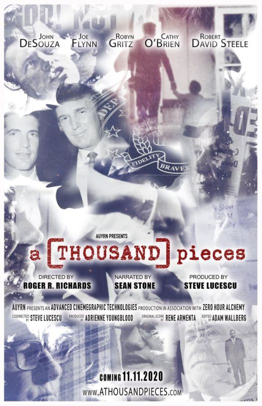 """""""A Thousand Pieces"""" Documentaire"""